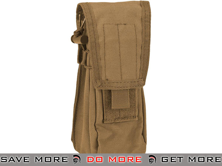 Condor Water Bottle Pouch (Coyote Brown) Others / Pouch Accessories- ModernAirsoft.com