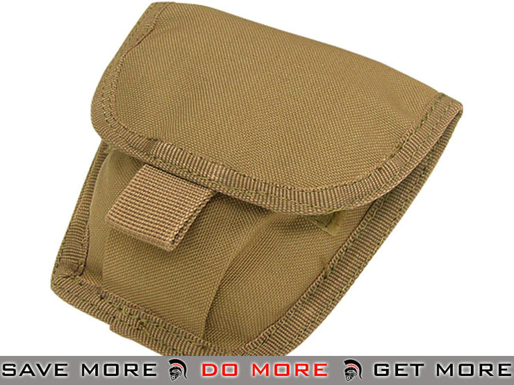 Condor Coyote Brown Tactical Handcuff Pouch Tan / Desert / Coyote / FDE- ModernAirsoft.com