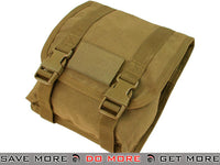 Condor Coyote Large Utility / General Purpose Pouch Tan / Desert / Coyote / FDE- ModernAirsoft.com