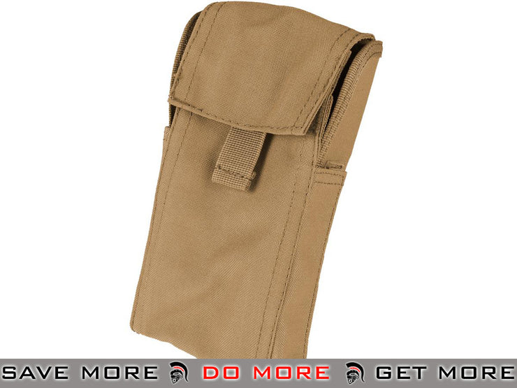 Condor Tactical Shotgun Reload Shell Carrier (Coyote Brown) Ammo Pouches- ModernAirsoft.com
