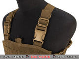 Condor Coyote Modular Chest Panel MCR3 Chest Rigs & Harnesses- ModernAirsoft.com