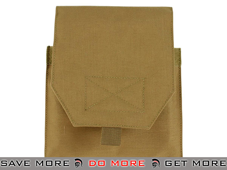 Condor VAS MOLLE Side Plate Insert (Coyote Brown) Others / Pouch Accessories- ModernAirsoft.com