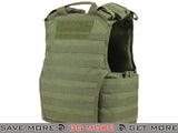 Condor Large Coyote Brown Exo Plate Carrier Tan / Desert- ModernAirsoft.com