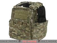 Crye Precision CAGE Plate Carrier and Plate Pouch Set - Multicam (X-Large) Multicam- ModernAirsoft.com