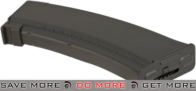 Hi-Cap 500rd Polymer Magazine for AK Series Airsoft AEG Rifles by CYMA / Matrix Electric Gun Magazine- ModernAirsoft.com
