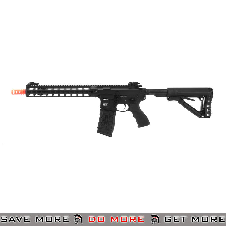 G&G Full Metal GC16 Warthog 12 Keymod Rail Black