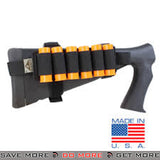 Condor Tactical Shotshell Reload Strip (Black) Black Pouches- ModernAirsoft.com