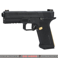 EMG Salient Arms International SAI BLU Airsoft Training Weapon Gas Blowback GBB Pistol GP-SAI-BLU - Black Gas Blowback Pistol- ModernAirsoft.com