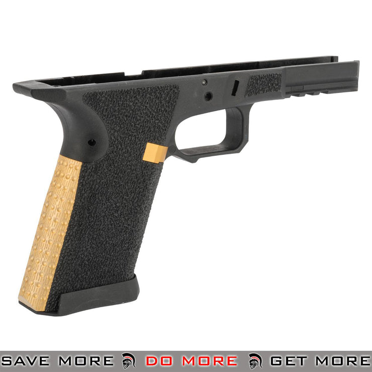 EMG SAI BLU Polymer Frame for SAI BLU Gas Blowback Airsoft Pistol [ Part-Frame-EMG-BLU ]