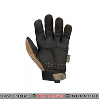 Mechanix Wear M-Pact Airsoft Gloves w/ TPR Knuckle Guard - Tan Gloves- ModernAirsoft.com