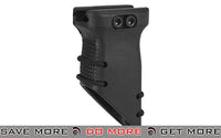 Valken Tactical Foregrip-V Tactical VGS Vertical Grip System (Color: Black) Vertical Grips- ModernAirsoft.com