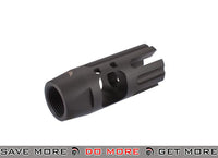 Rainier Arms XTC Xtreme Tactical Compensator by PTS - 14mm Positive CW Flash Hiders- ModernAirsoft.com