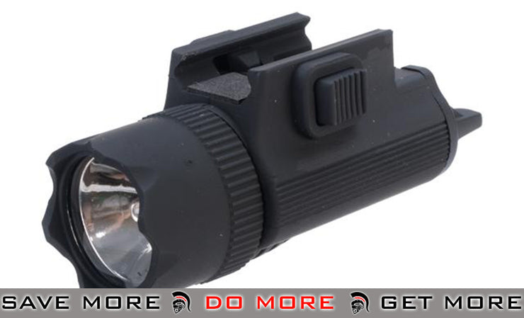 Super Xenon Tactical Flashlight by ASG Accessories- ModernAirsoft.com