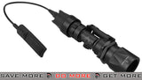 "Bravo / Element Airsoft Tactical CREE LED ""SuperTac"" Weapon Light w/ Pressure Pad - Black flashlight- ModernAirsoft.com"
