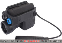 Element Multi-Function Flashlight / Laser /IR Aiming Device for Airsoft - Black flashlight- ModernAirsoft.com
