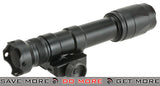 Avengers Airsoft Tactical CREE LED Scout Weapon Light w/ Pressure Pad - Black flashlight- ModernAirsoft.com