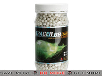 G&G 6mm Premium High Grade Tracer Airsoft BBs - 0.20g Green (2400 Bottle) 0.20g BBs- ModernAirsoft.com