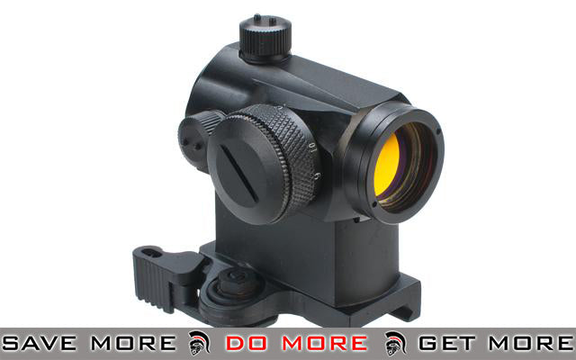 G&G GT1 Red Dot Sight w/ 20mm Rail Mount - High Profile Red Dot Sights- ModernAirsoft.com
