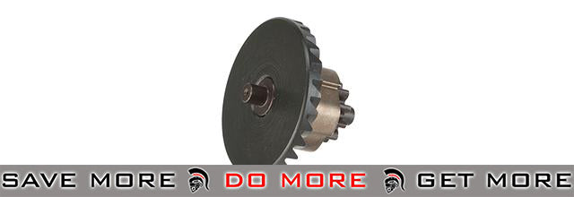 Lonex Spiral Bevel Gear and Helical Pinion Gear
