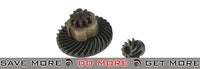 Lonex Spiral Bevel Gear and Helical Pinion Gear Gears- ModernAirsoft.com
