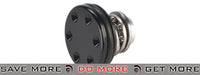 Lonex Aluminum Ventilated Piston Head for Standard Airsoft AEG Gearboxes Piston Heads- ModernAirsoft.com