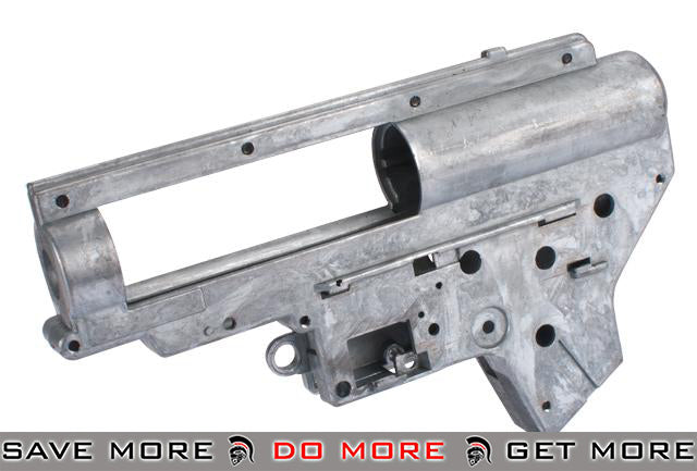 ICS Full Metal Version 2 Airsoft AEG Gearbox Shell Gearbox- ModernAirsoft.com