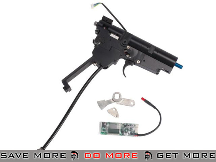 PolarStar Airsoft V3 Gen3 Fusion Engine Electro-Pneumatic Gearbox Kit Gearbox- ModernAirsoft.com