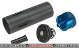 Lonex Complete Internal Upgrade Series Enhanced Cylinder Set for MC51, G3-SAS Airsoft AEG Rifles - POM Ventilation Type Internal Parts- ModernAirsoft.com
