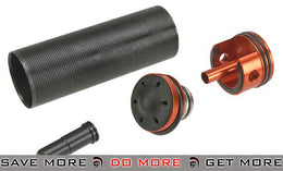 Lonex Complete Internal Upgrade Series Enhanced Cylinder Set for AUG Airsoft AEG Rifles - Mushroom Type - Modern Airsoft