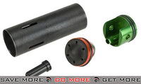 Lonex Complete Internal Upgrade Series Enhanced Cylinder Set for P90 Airsoft AEG Rifles - Mushroom Type Internal Parts- ModernAirsoft.com