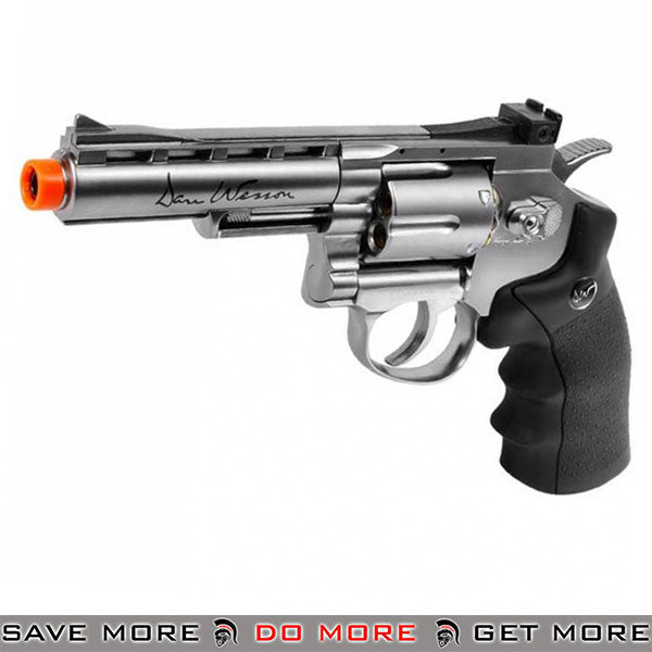 ASG Licensed Dan Wesson WG CO2 Full Metal 4