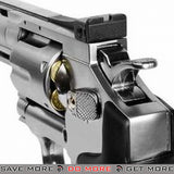 "Dan Wesson 715 CO2 Powered 4"" 4.5mm BB Revolver - Grey"