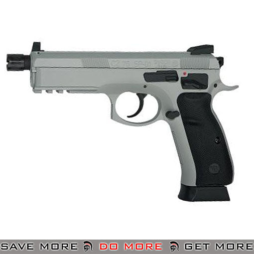 ASG CZ SP-01 Shadow Airsoft CO2 Gas Pistol GP-50126 - Urban Grey