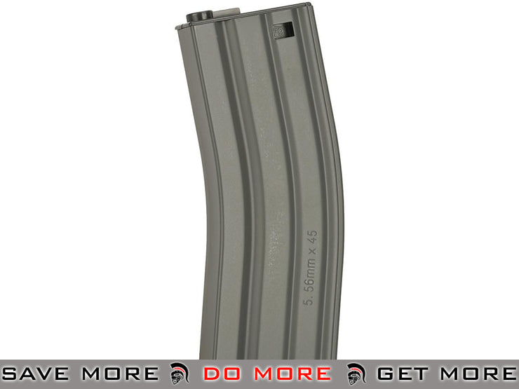 G&G Box of 5 79 Round Mid-Cap Metal Magazines for M4/M16 Series Airsoft AEGs Electric Gun Magazine- ModernAirsoft.com