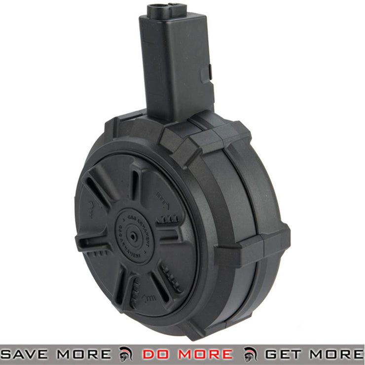 G&G ARP 9 1500rd Drum Mag for Airsoft ARP9 AEG