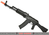 GHK AK74 AKS-74MN Steel Receiver Full Metal Airsoft GBB Gas Blowback Rifle GHK- ModernAirsoft.com