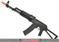 GHK AK74 AKS-74M Steel Receiver Full Metal Airsoft GBB Gas Blowback Rifle Gas Blowback Rifle- ModernAirsoft.com