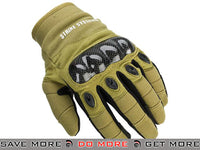 ASG STRIKE Systems Tactical Assault Gloves - Size Large (Desert) Gloves- ModernAirsoft.com
