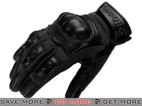 Condor Syncro Hard Knuckle Gloves (Black / Large) Gloves- ModernAirsoft.com