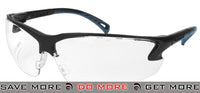 ASG Strike Systems Protective Airsoft Shooting Glasses (Clear) Head - Shooting Glasses- ModernAirsoft.com