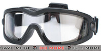 ASG Strike Systems Tactical Airsoft Goggles (Clear) Head - Goggles- ModernAirsoft.com