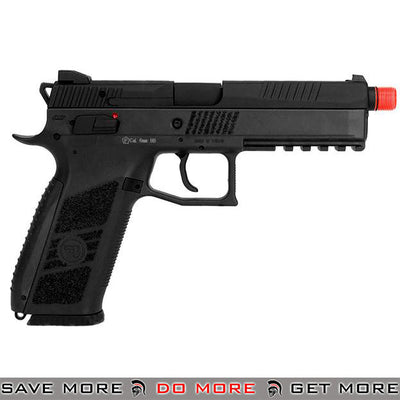 ASG CZ P-09 Suppressor Ready CO2 black