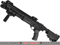 G&P M870 P.T.E. High Power Airsoft Tactical RIS Entry Shotgun Airsoft Shotguns- ModernAirsoft.com