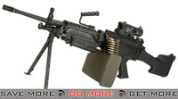 G&P M249 SAW Airsoft AEG Rifle (Marine Version) Airsoft Electric Gun- ModernAirsoft.com