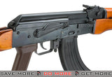 GHK RPK Full Metal Gas Blowback Rifle with Real Wood Furniture GHK- ModernAirsoft.com