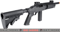 KJW Full Metal KC-02 Airsoft Gas Blowback Tactical Carbine / Sniper Rifle (Version: Type A) Gas Blowback Rifle- ModernAirsoft.com