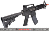 WE Open Bolt Full Metal M4CQB Airsoft Gas Blowback GBB Rifle - (Color:Black) M4 / M16- ModernAirsoft.com