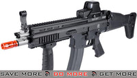 FN Licensed Open Bolt SCAR-L Airsoft GBB Rifle by WE Tech (C02 Mag) MK16 / MK17 / SCAR / MK22- ModernAirsoft.com