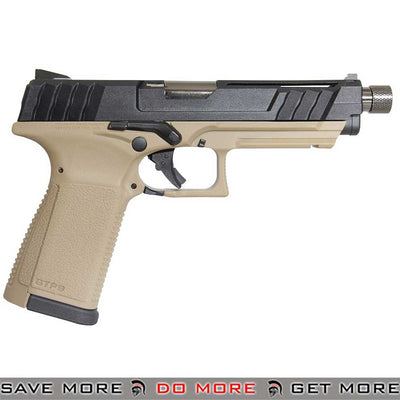 G&G Armament GTP9 Airsoft Green Gas Blowback GBB Pistol