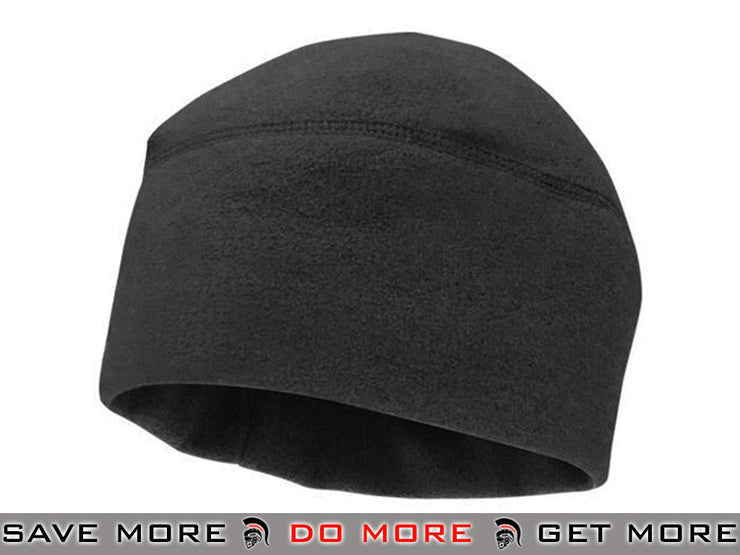 Condor Synthetic Microfleece Watch Cap - Black Head - Hats- ModernAirsoft.com